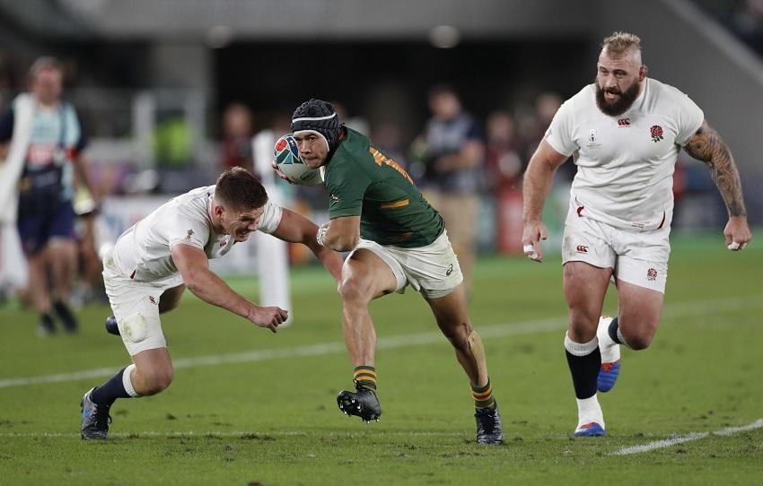 Rugby World Cup 2019 sudafrica cheslin kolbe