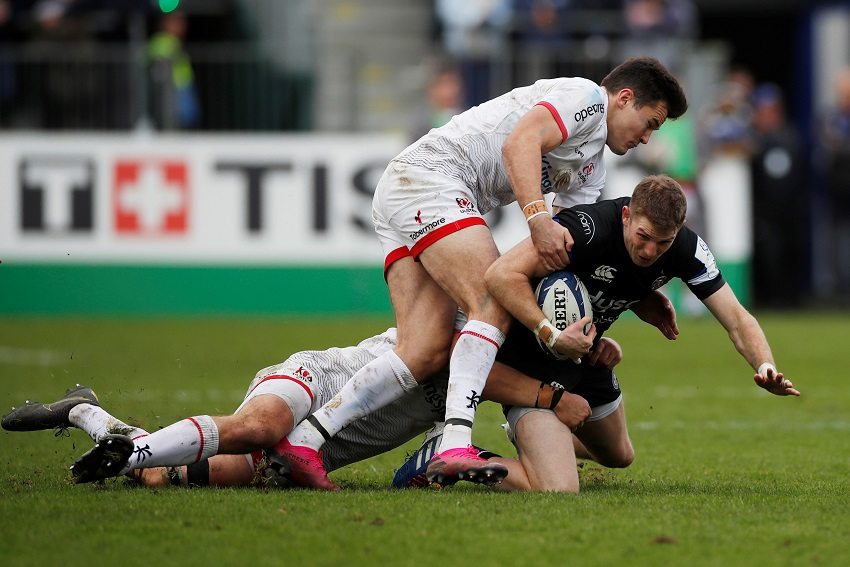 ulster rugby jacob stockdale champions cup