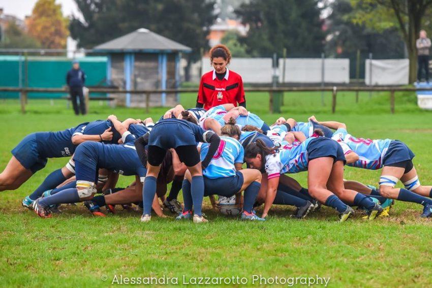 rugby serie a femminile valsugana cus torino
