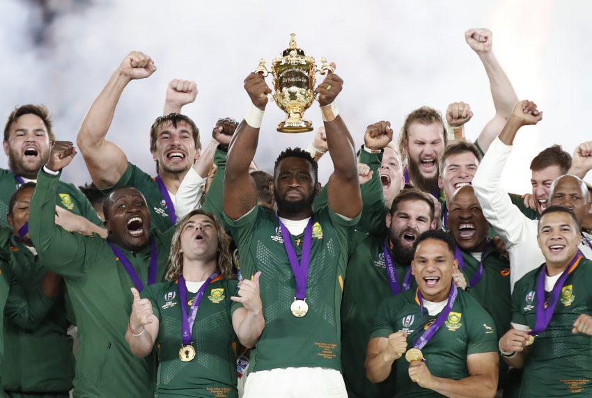 rugby world cup 2019 siya kolisi sudafrica