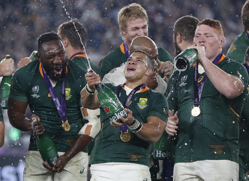 rugby world cup 2019 sudafrica springboks
