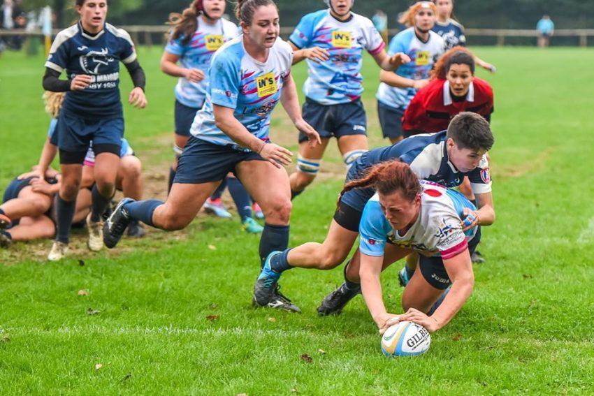 valsugana rugby serie a femminile 2020