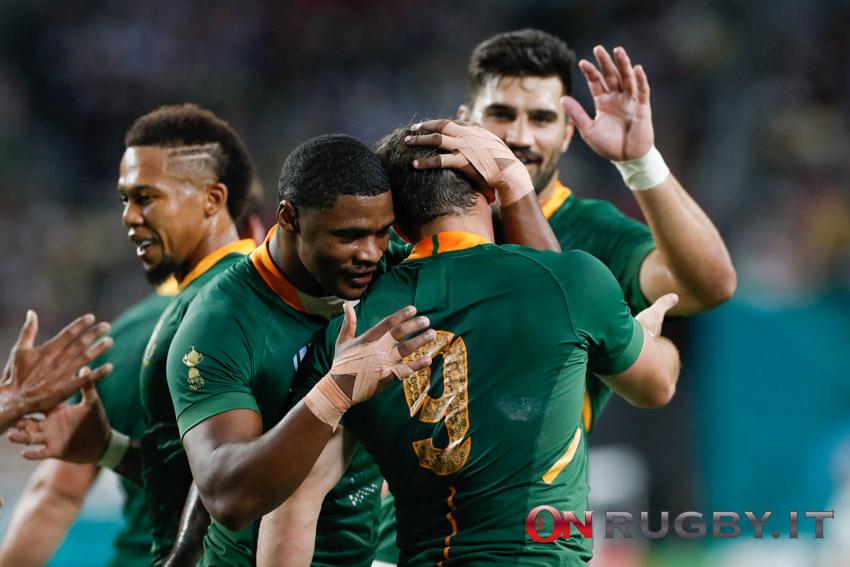 Ufficializzata la data per le convocazioni del Sudafrica verso i Lions