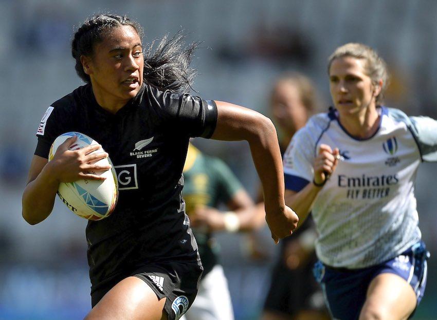 Doppietta neozelandese in Sudafrica alle Sevens World Series 2019-2020