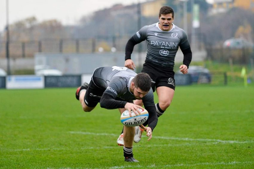 verona rugby rugby serie a 2019/2020