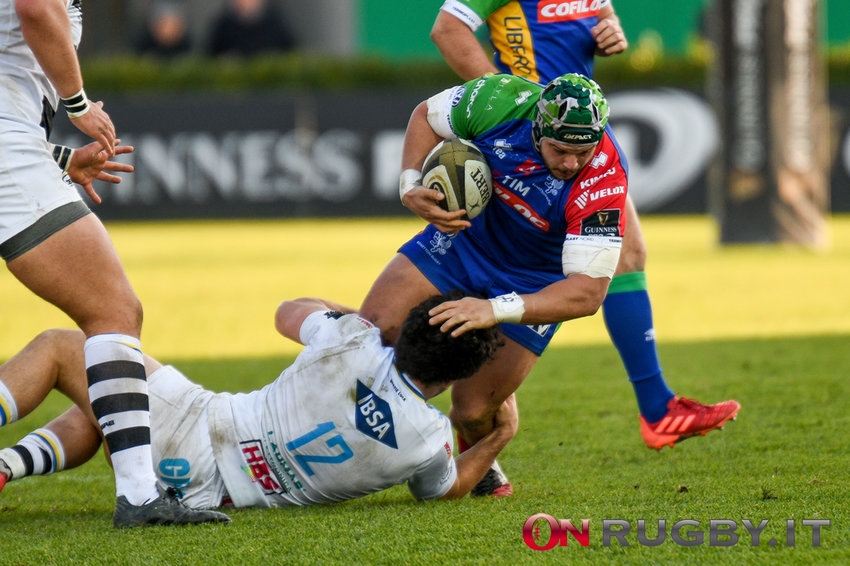 Benetton Rugby_Federico Zani