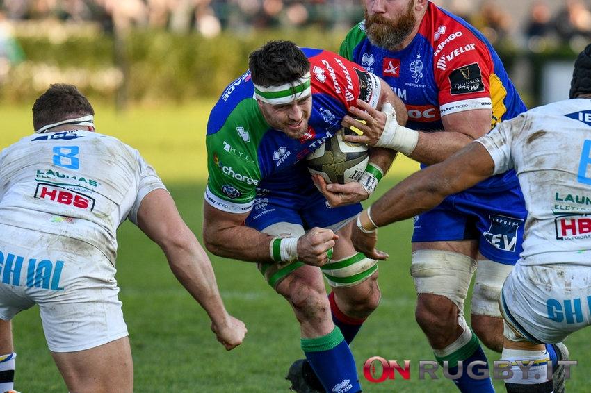 Pro14: Benetton v Zebre apre il 2021 del rugby italiano - ph. Ettore Griffoni