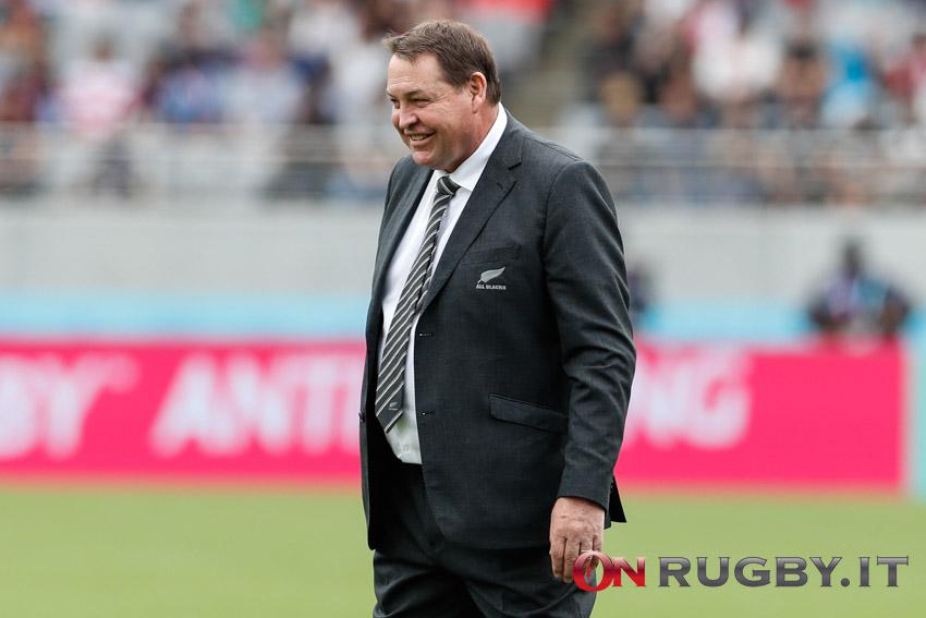 """Steve Hansen durissimo: """"Sudafrica-Lions? Una serie fatta solo di scontri fisici"""" (ph. Sebastiano Pessina)"""
