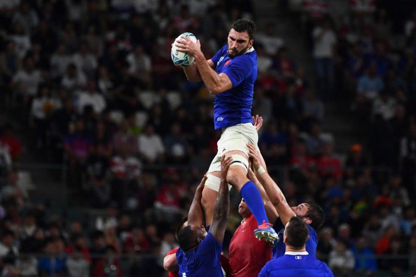 Sei Nazioni: Charles Ollivon è il capitano della Francia. Domenica è risultato positivo al test Photo by GABRIEL BOUYS / AFP