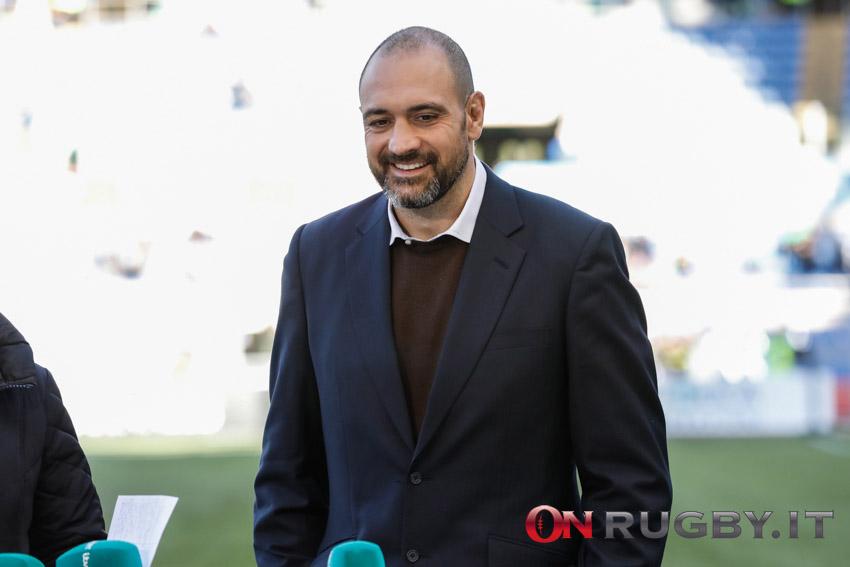 Marco Bortolami sarà il prossimo head coach del Benetton Rugby (ph. Sebastiano Pessina)