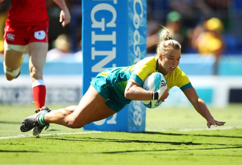 Emma Tonegato Australia Sevens ph. World Rugby