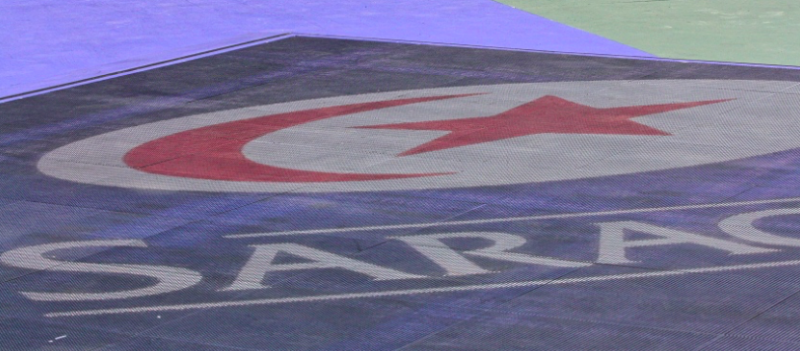 Come stanno andando i Saracens a una giornata dalla fine del Championship? ph. Matteo Mangiarotti
