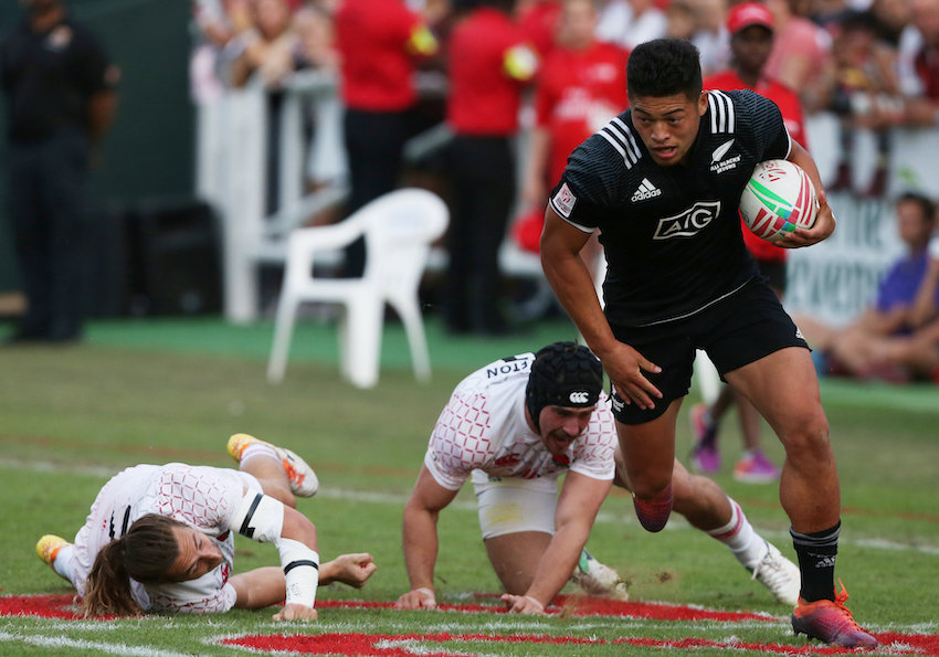 Sevens World Series Nuova Zelanda