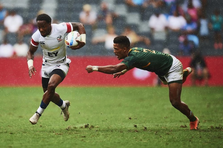 Sevens World Rugby Los Angeles