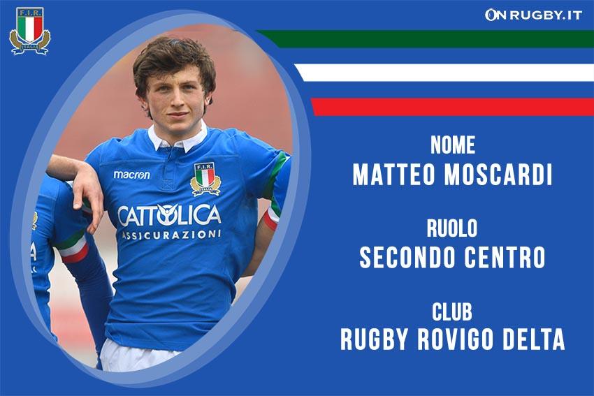 Matteo Moscardi-rugby-nazionale under 20