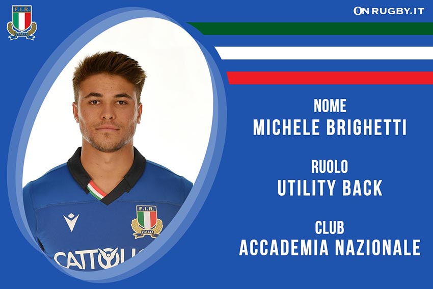 Michele Brighetti-rugby-nazionale under 20