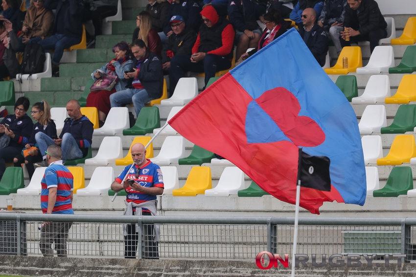 Il Rugby Rovigo ha ingaggiato il seconda linea Steolo ph. Massimiliano Carnabuci