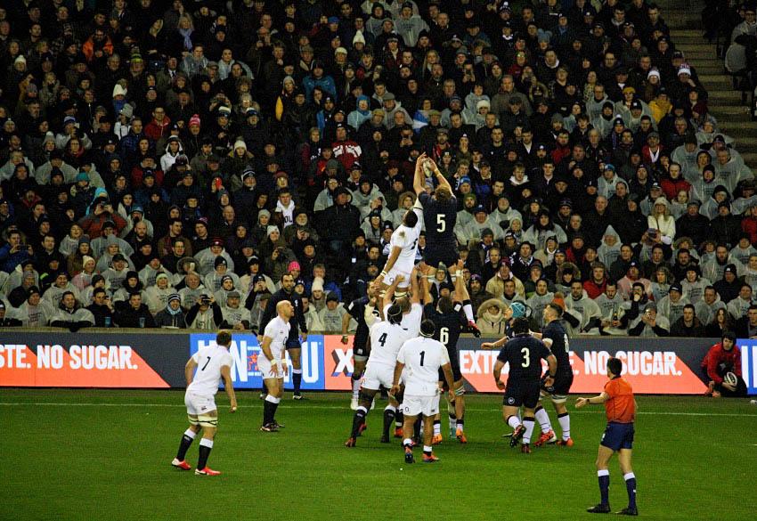 Sei Nazioni: Inghilterra e Scozia si sfidano oggi a Twickenham ph. On Rugby