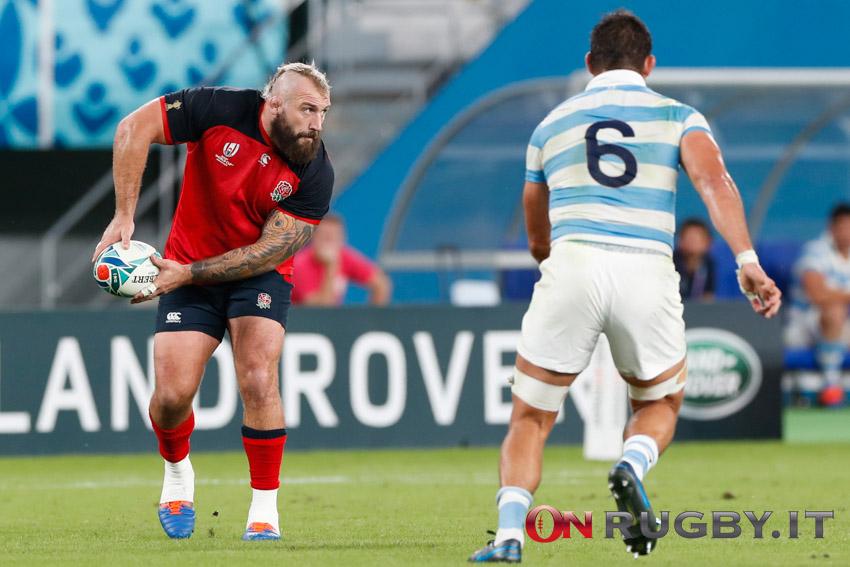 Joe Marler England rugby