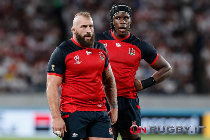 Joe Marler - rugby