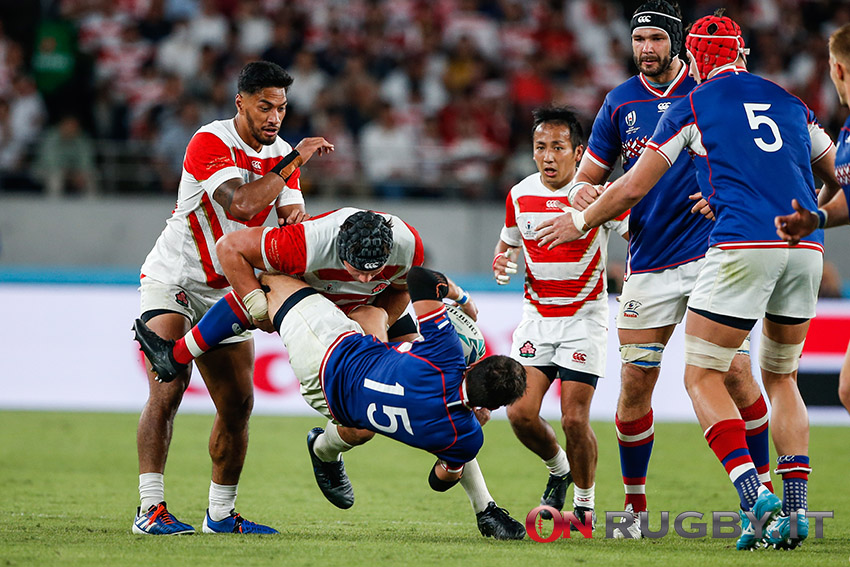 tackle rugby ph. S. Pessina