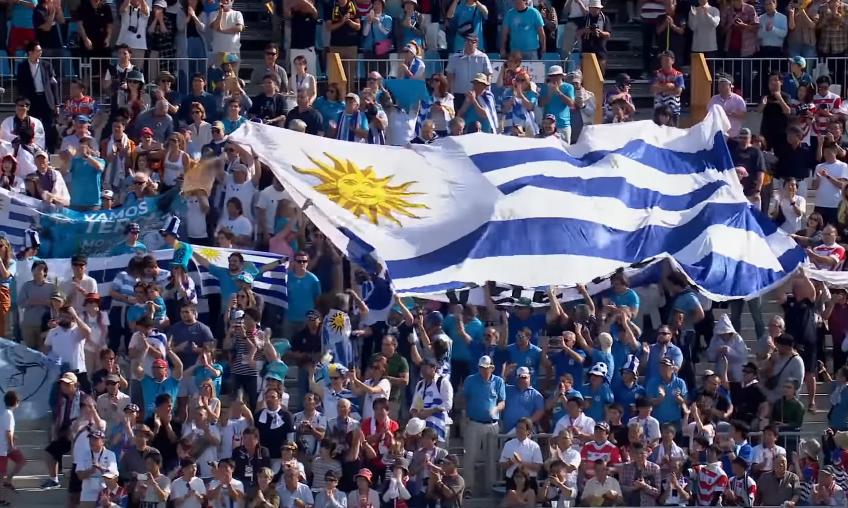 Uruguay - World Rugby Ranking: rivoluzione nelle gerarchie in America