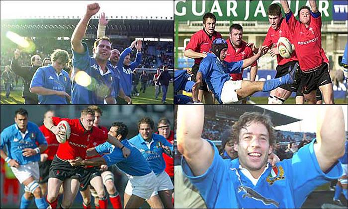 Italia galles 2003