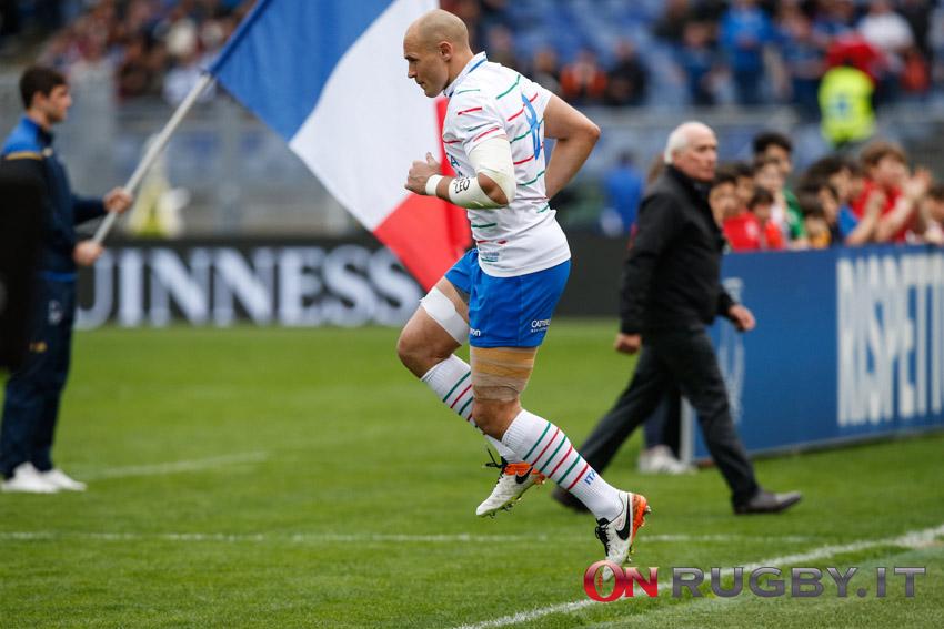Sergio Parisse Rugby