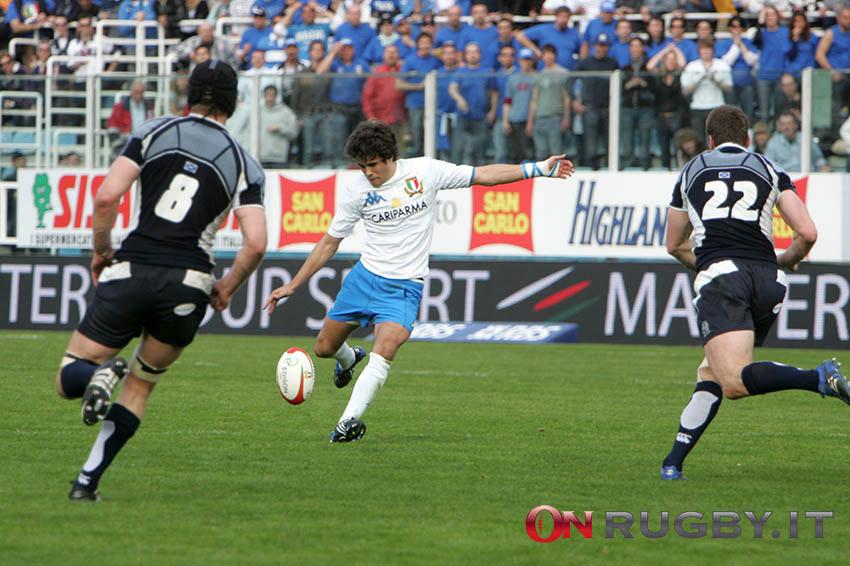 Andrea Marcato drop Scozia 2008