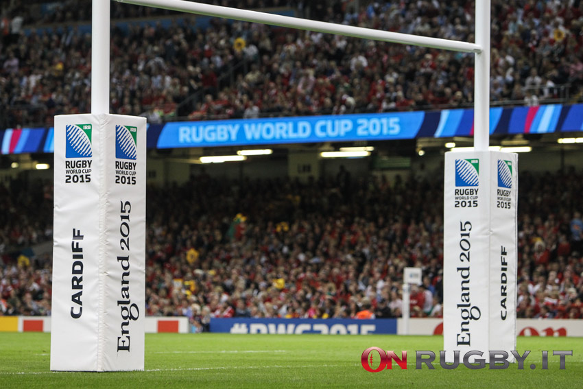 Rugby World Cup sorteggio gironi