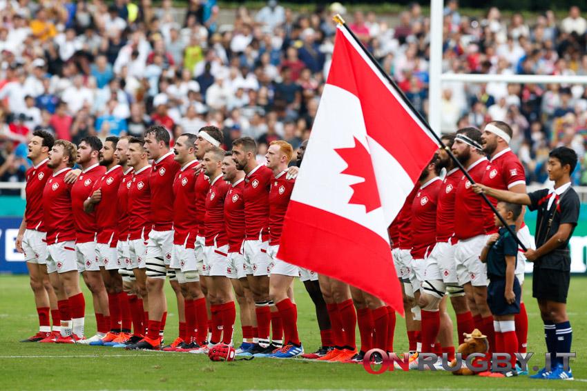 Rugby World Cup 2023: playoff USA-Canada, due sfide per un posto al Mondiale - ph. S. Pessina
