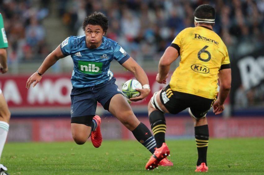 Super Rugby Aotearoa: Caleb Clarke è stato gran protagonista nei Blues - AFP