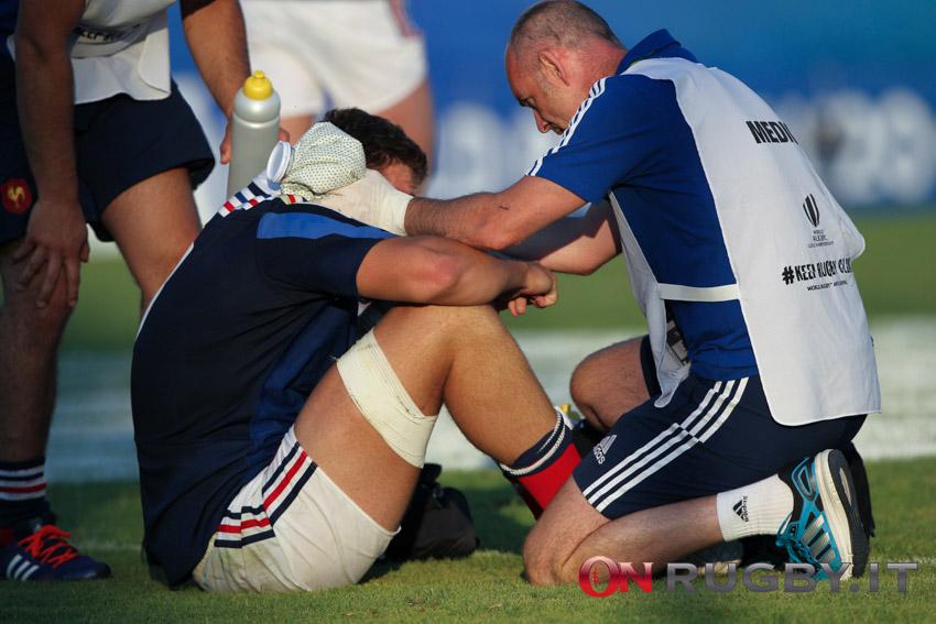 Le concussion e una storia infinita: altri 2 giocatori in causa con World Rugby