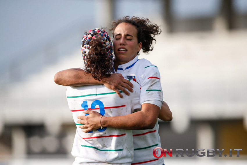 World Rugby Ranking femminile