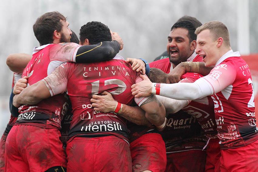 Il Rugby Colorno si prepara al prossimo Top12