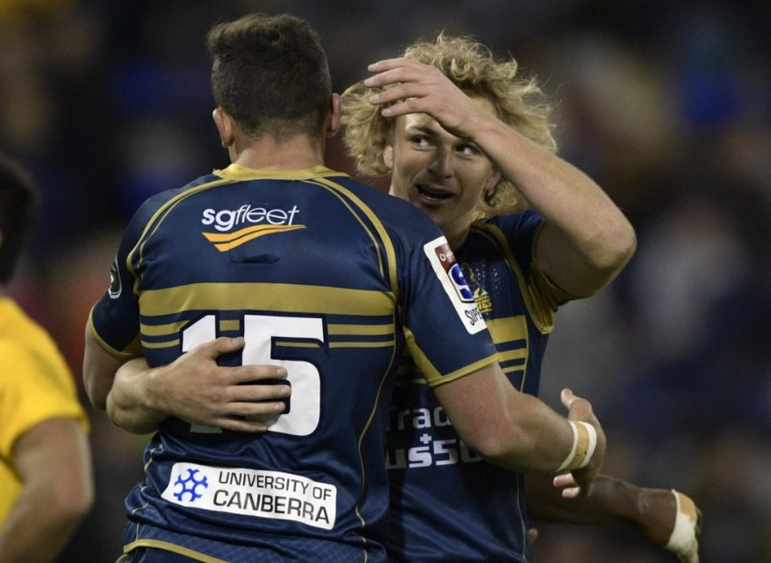 Super Rugby AU Brumbies