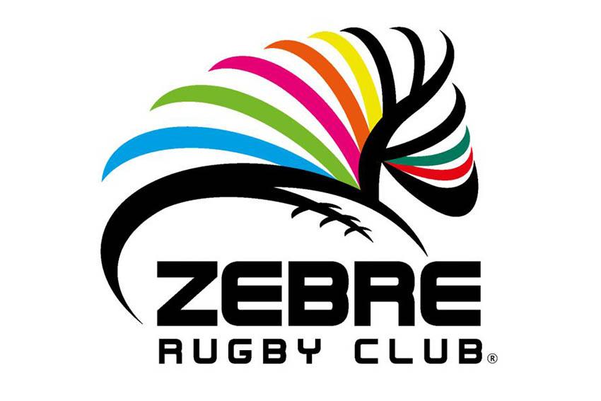 Zebre Rugby 2020 logo