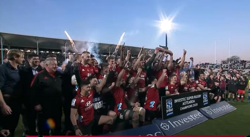 I Crusaders hanno vinto il Super Rugby Aotearoa 2020. Riusciranno a ripetersi anche nell'edizione 2021 o qualcuno li detronizzerà?