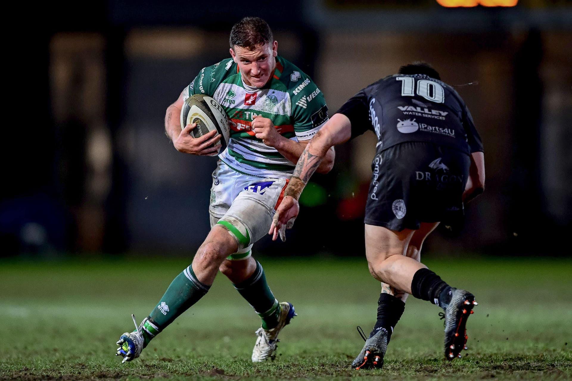 Michele Lamaro_Benetton_Rugby