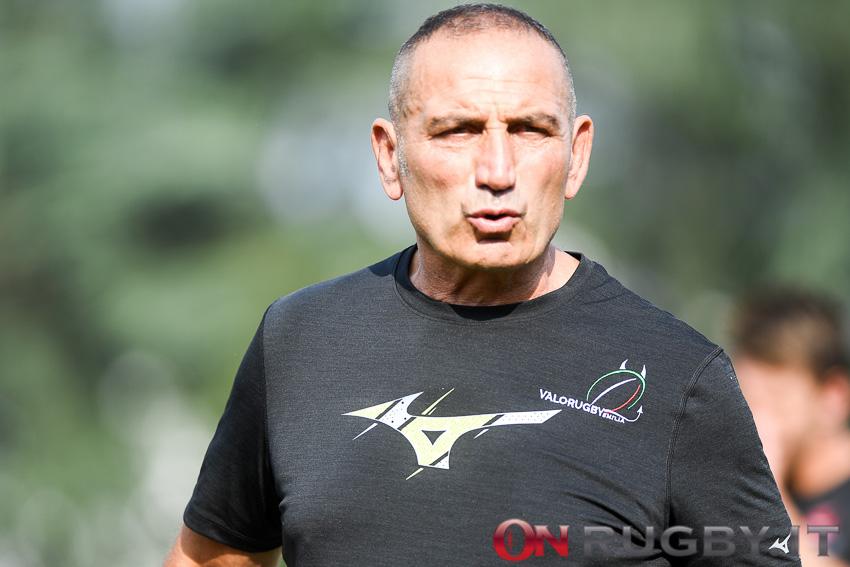 """Valorugby, Roberto Manghi: """"Diamo valore ai sacrifici fatti in stagione e prendiamoci la finale"""" ph. Luca Sighinolfi"""