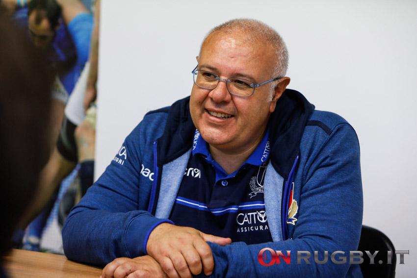 Nazionale Femminile Rugby, gli ingredienti di coach Di Giandomenico