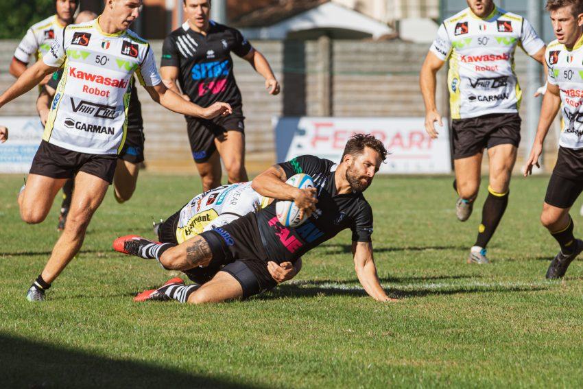 Coppa Italia: tutte le formazioni della seconda giornata ph. Rugby Calvisano - Ph. Lyons Piacenza