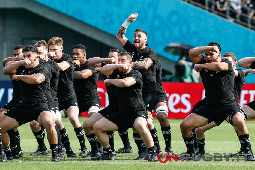 Rugby Championship 2020_All Blacks_Haka_