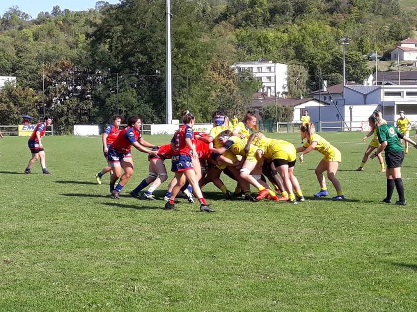 Francia: Elité 1 femminile - Romagnat v Grenoble