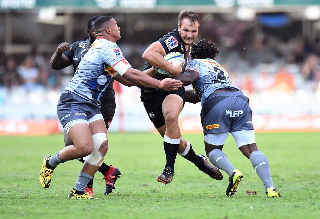 Stormers e Sharks saranno due delle sette protagoniste del Super Rugby Unlocked - AFP