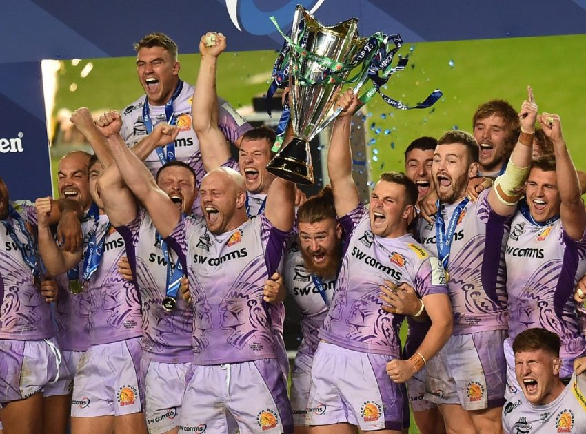 Exeter Chiefs Champions Cup