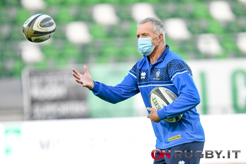 Benetton Rugby - Kieran Crowley