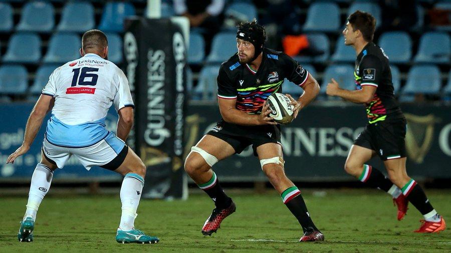 Zebre e Benetton Rugby sono state sconfitte nella terza giornata del Pro14 (ph. Inpho/Pino Fama)