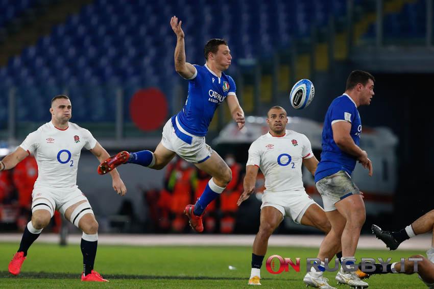 Italia-Inghilterra highlights