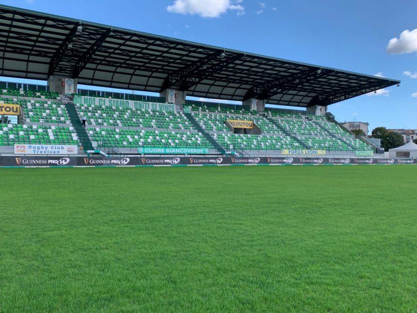 Rainbow Cup: la finale si giocherà a Treviso il 19 giugno Ph. Benetton Rugby